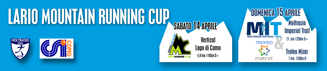 Lario Mountain Running Cup