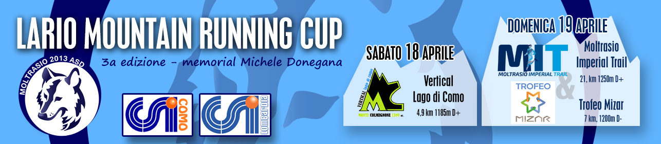 Lario Mountain Running Cup